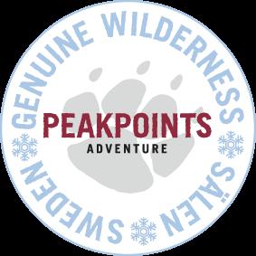 Hundspann i Sälen - Peakpoints Adventure